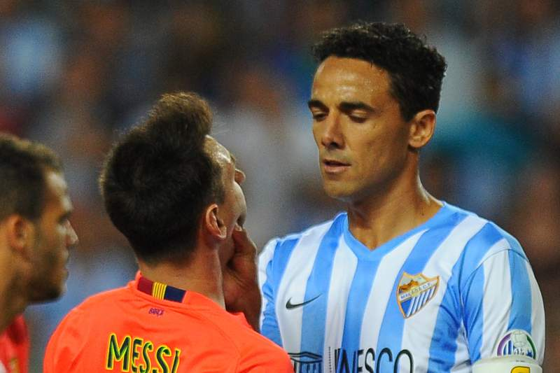 Wellinghton agride Messi