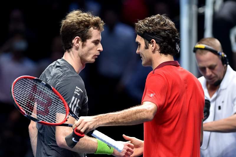 Murray e Federer