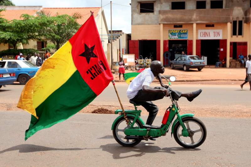 Guinea-Bissau: Presidential Elections