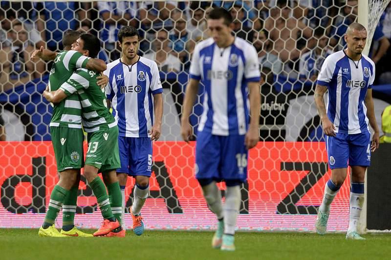 Sporting queixa-se à FPF contra o FC Porto