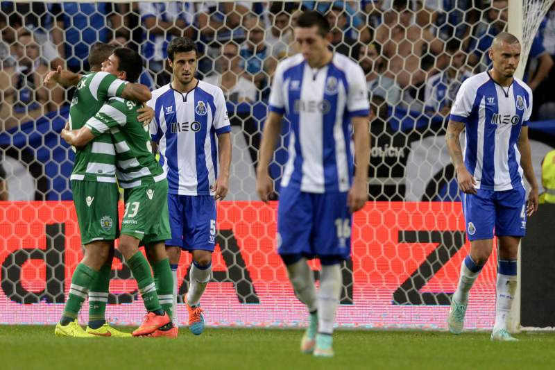 Sporting afasta FC Porto da Taça