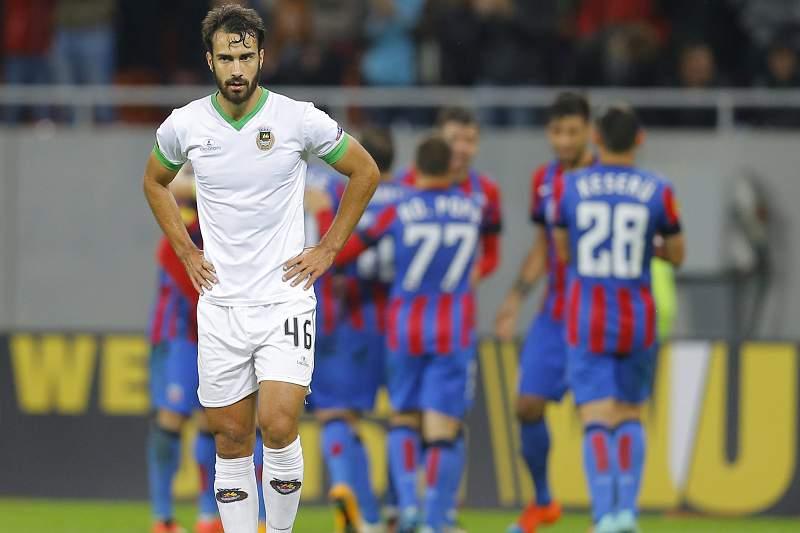 Steaua vs Rio Ave