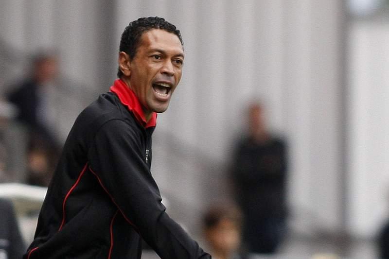 Lázaro Oliveira em ação
