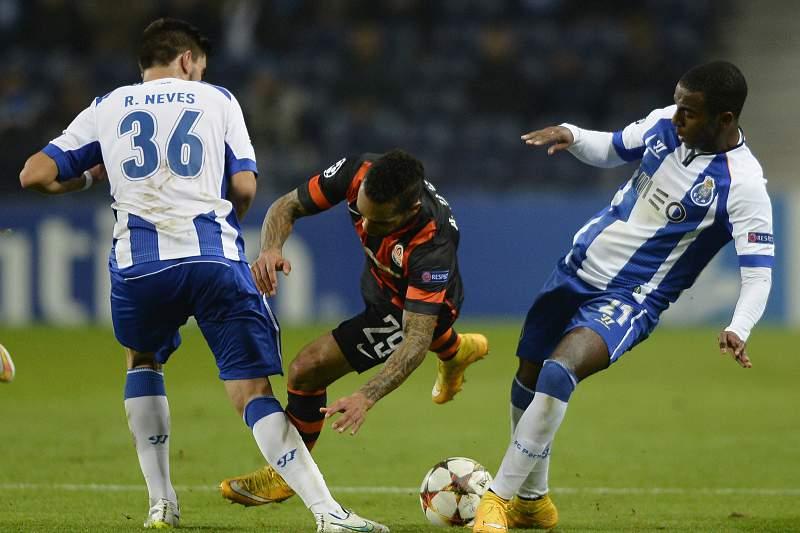 FC Porto vs Shakhtar