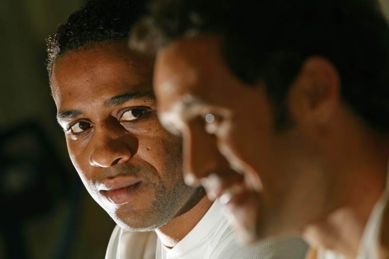 Jorge Andrade e Ricardo Carvalho