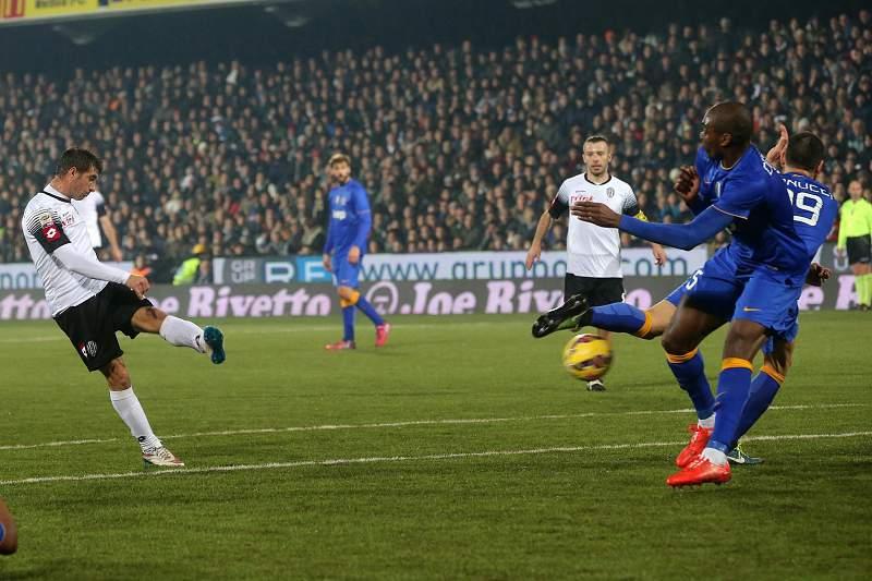 Cesena vs Juventus