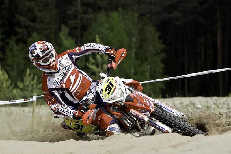 Luís Correia no GP da Finlândia