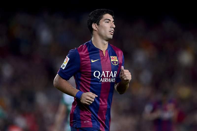 Suárez chegou este verão ao Barcelona