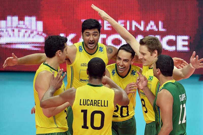 Voleibol Brasil