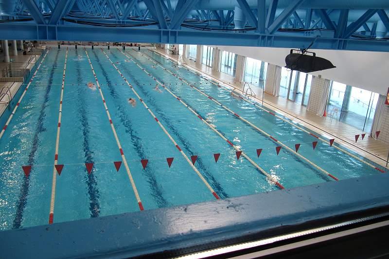 piscina natacao