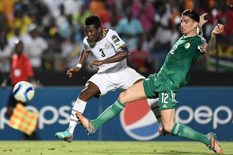 Gyan dá vitória ao Gana
