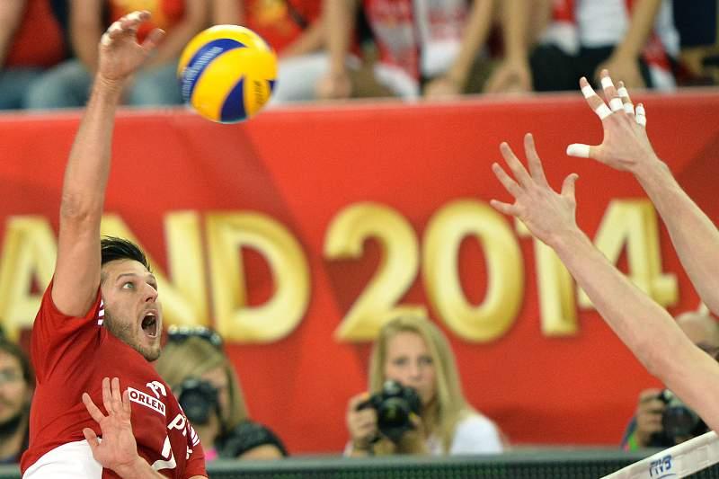Polaco Michal Winiarski no Mundial