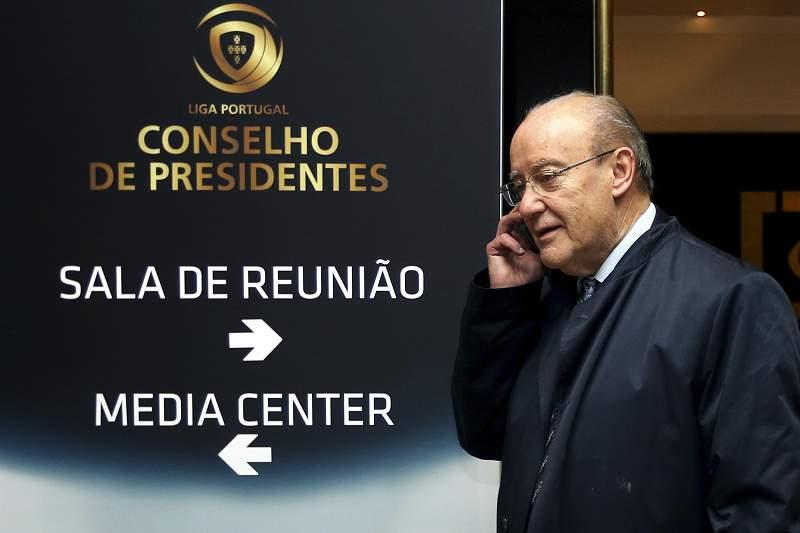 Jorge Nuno Pinto da Costa, presidente do FC Porto