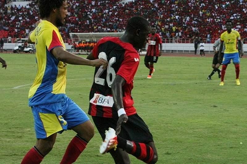 Petro de Luanda e 1º de Agosto no Girabola
