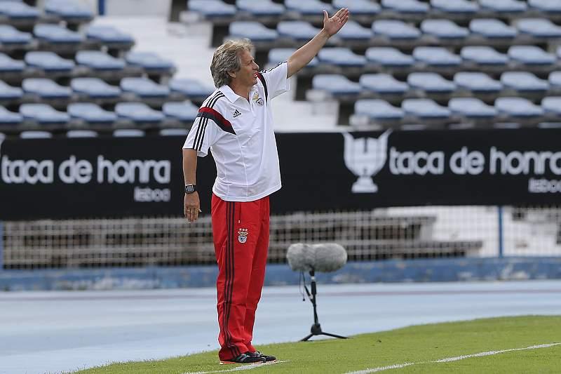 Taça de Honra: Benfica vs Estoril-Praia