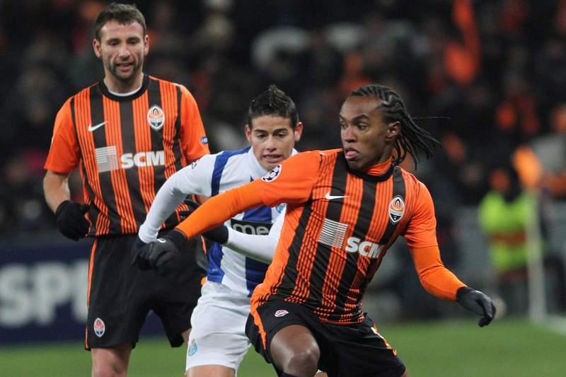 Shakhtar vs Porto 2011
