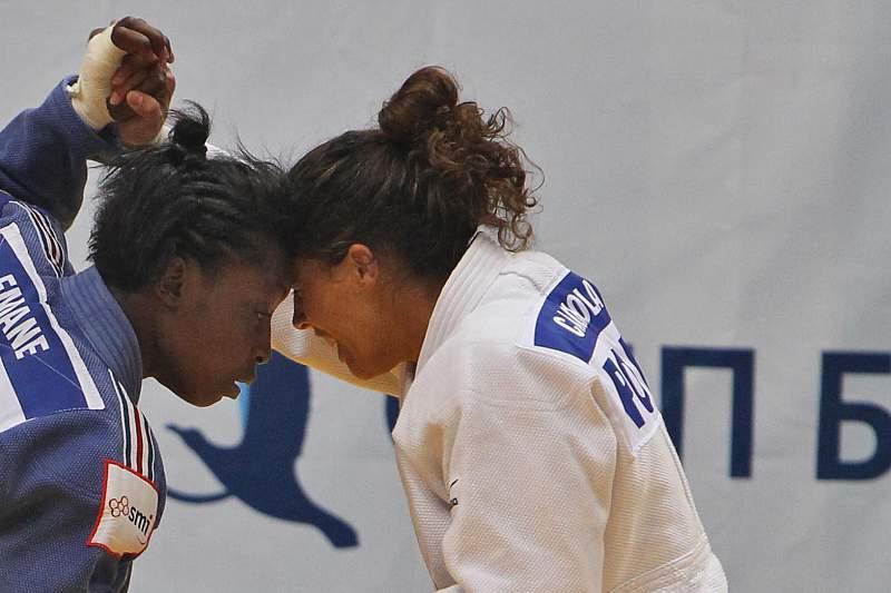 Judoca Ana Cachola eliminada no Grande Prémio de Jeju