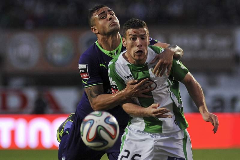 Pedro Tiba estreou-se na I Liga pelo V. Setúbal