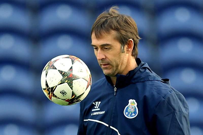 FC Porto's training session