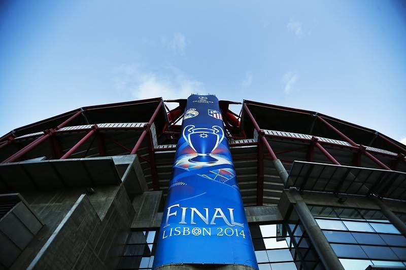 Final da Liga dos Campeões - Estádio da Luz