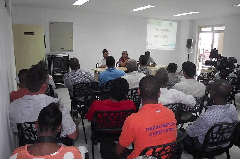 Cabo Verde: DGD apresenta Programa Atleta 2014/2024