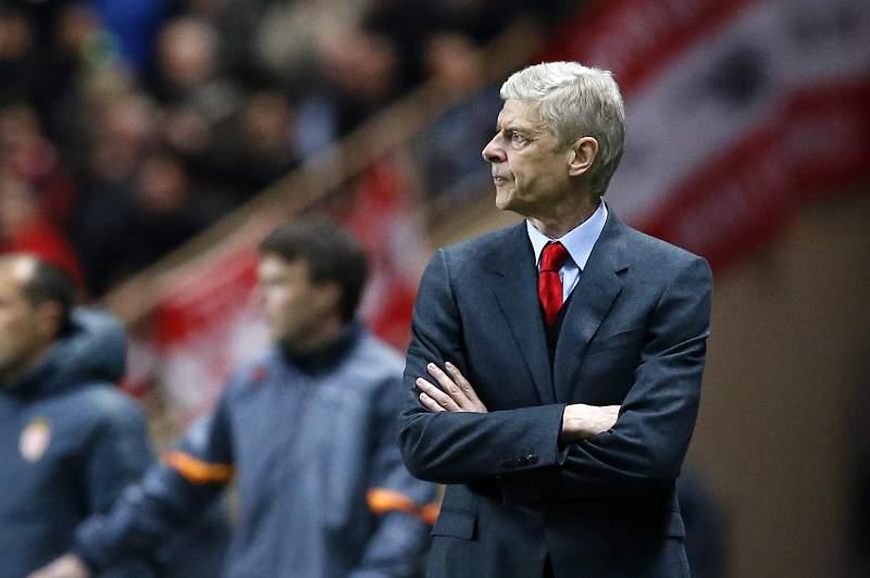 Arsenal perto dos 2000 golos sob comando de Wenger