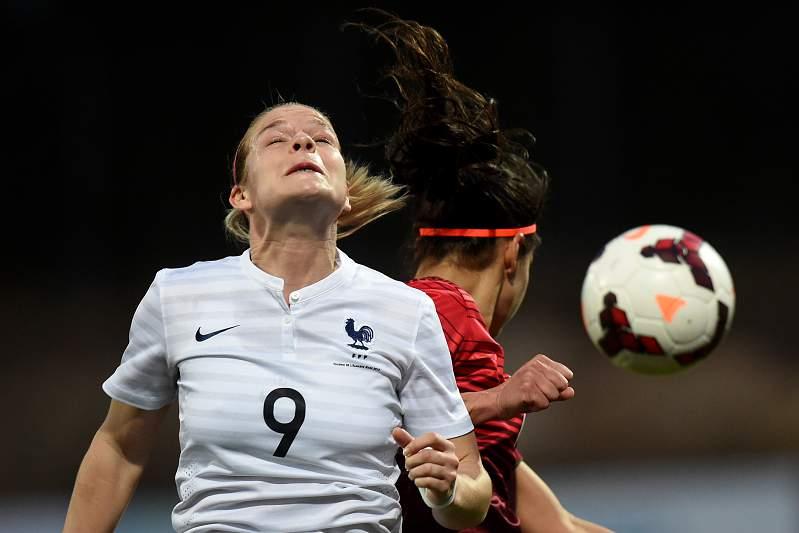 Eugenie Le Sommer, jogador da França