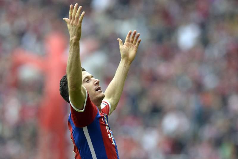 Lewandowski arrependido por ter votado em Ronaldo