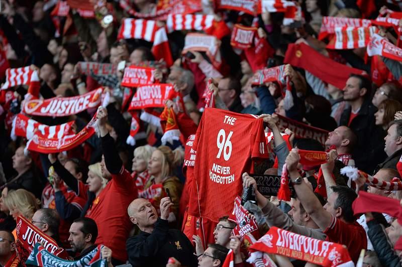 Adeptos do Liverpool