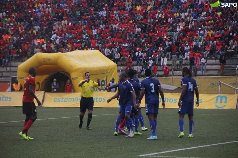 cabo verde mocambique futebol