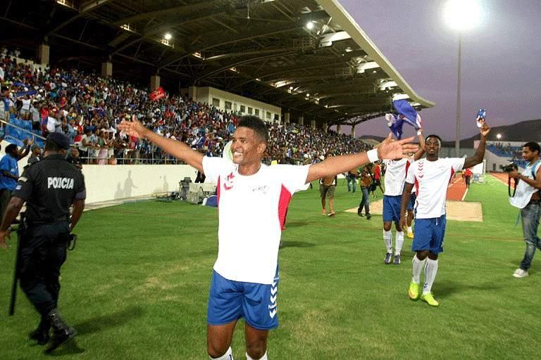 Heldon marcou o golo da vitória de Cabo Verde frente a Moçambique