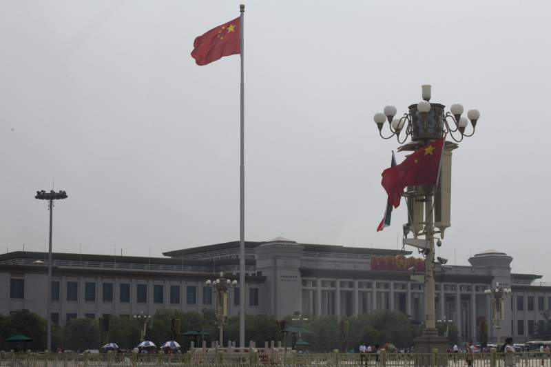 25th anniversary of Tiananmen Square crackdown on pro-democracy protests
