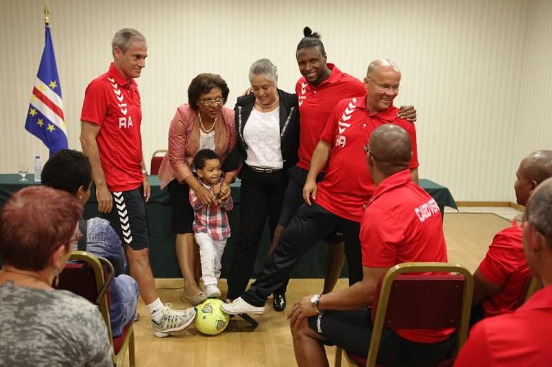 Rui Águas deixou a seleção de Cabo Verde