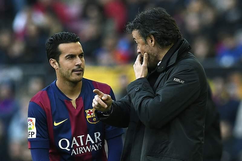 Manchester United prepara ataque a Pedro Rodriguez