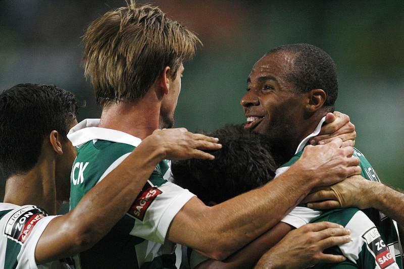 Sporting/Wilson Eduardo :