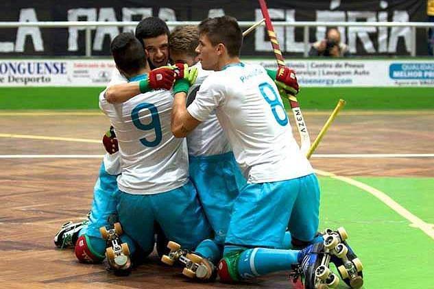 Portugal venceu Suíça no Europeu Sub-20