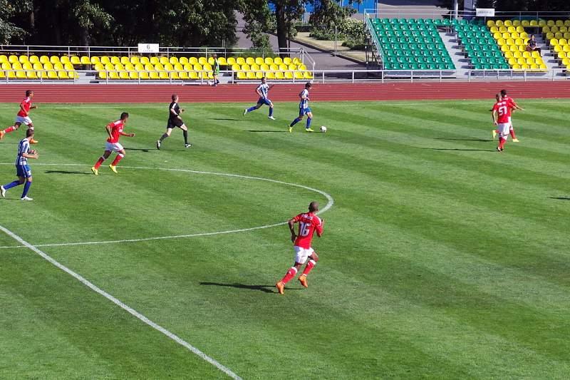 Benfica B - OFK