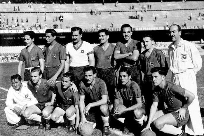 Chile no Mundial 1950