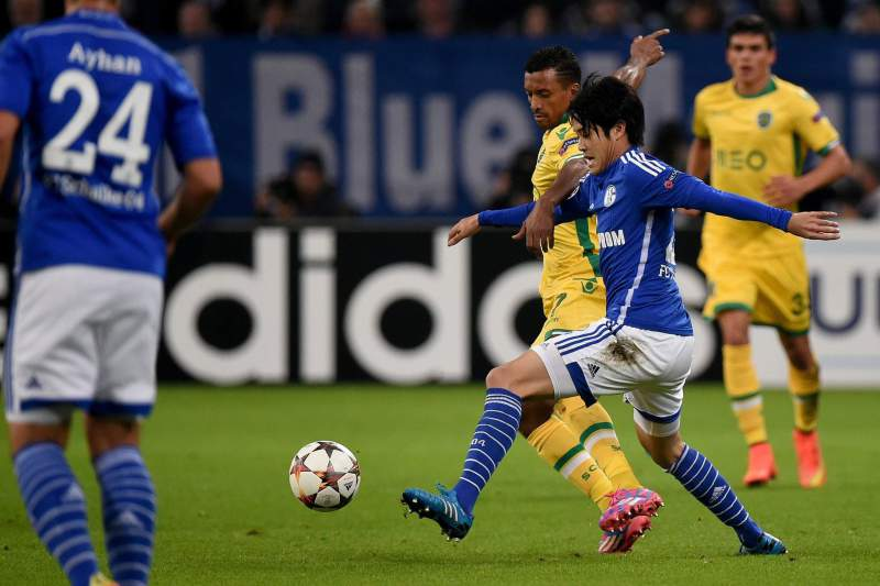 Schalke04-Sporting