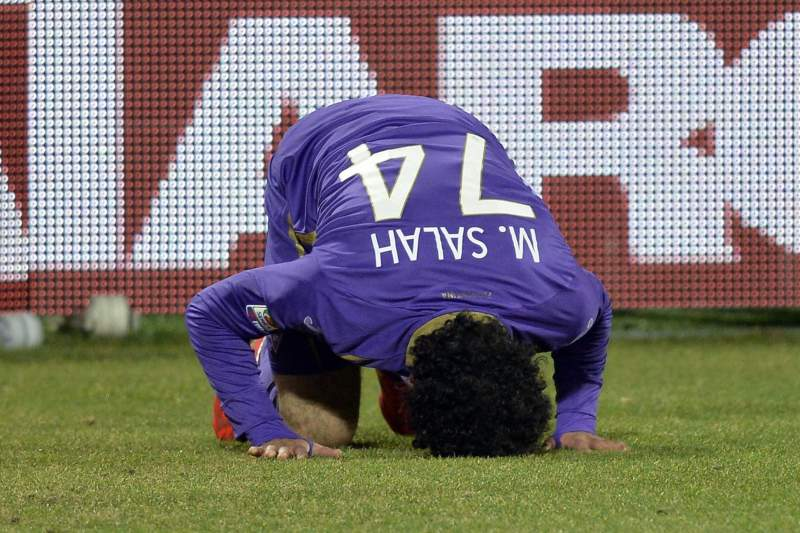 Salah marca golo da vitória