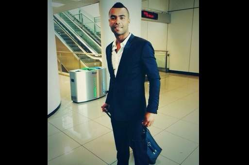 Ashley Cole na AS Roma