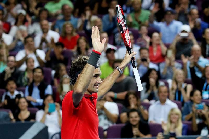 Roger Federer conquistou a vitória 1001 na Austrália