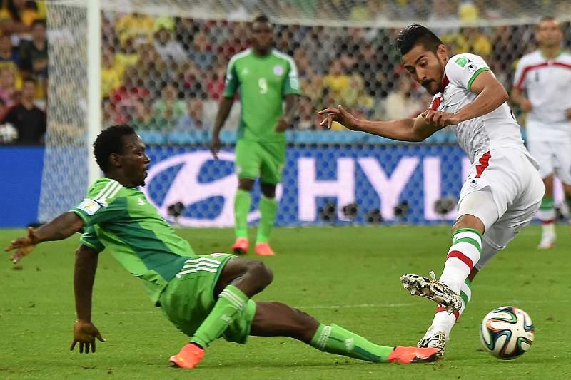 Irão e Nigéria empataram a zero bolas