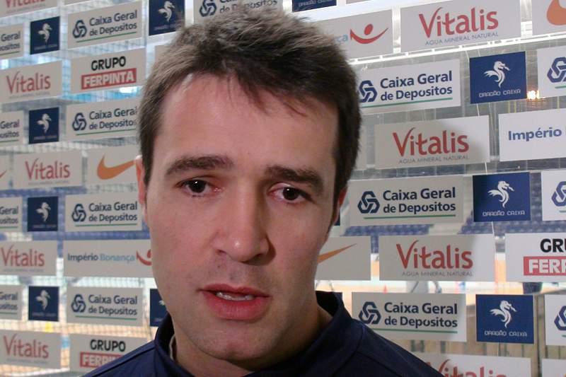 Ricardo Costa, enquanto treinador adjunto do FC Porto