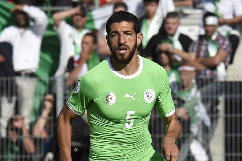 Halliche na Argélia
