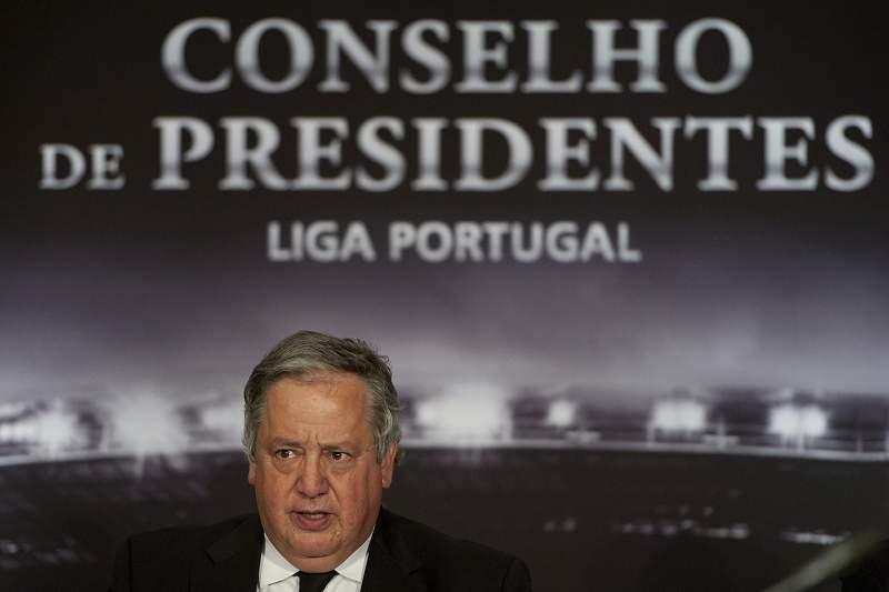 Luís Duque, presidente da Liga de Clubes