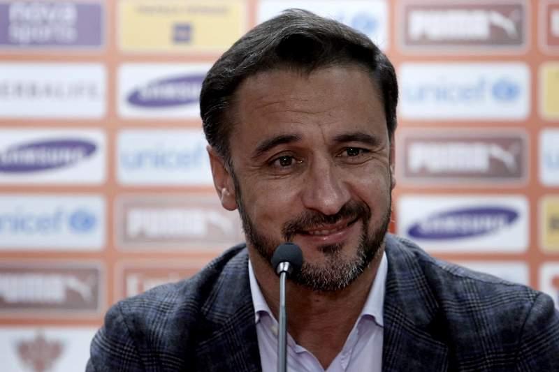 New Olympiakos head coach Vitor Pereira