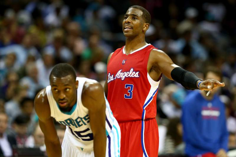 Hornets e Clippers