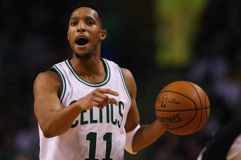 Evan Turner dos Boston Celtics