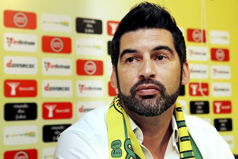 Paulo Fonseca está de regresso à Mata Real